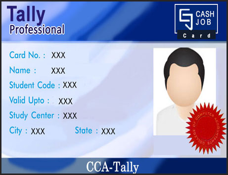 CCA India | Accounting Course | Tally Professional Institute | Tally